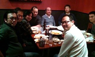 2011お豆腐屋さん新年会に参加したみなさま♪