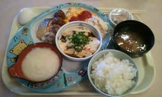 ホテル松島大観荘での朝食♪