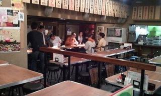 豆腐を喰う会の二次会会場♪